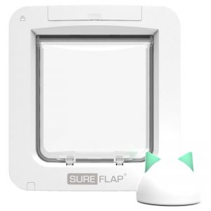 chatière sureflap pet door connect