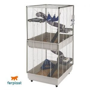 cage a rat ferplast furet tower