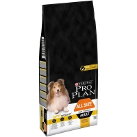 Croquettes pour chiens PRO PLAN All Sizes Adult Light