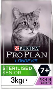 croquettes chats purina PRO PLAN Sterilised